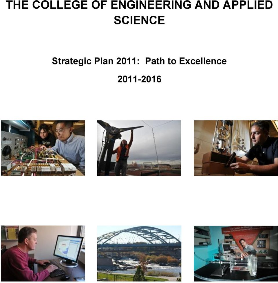 SCIENCE Strategic Plan