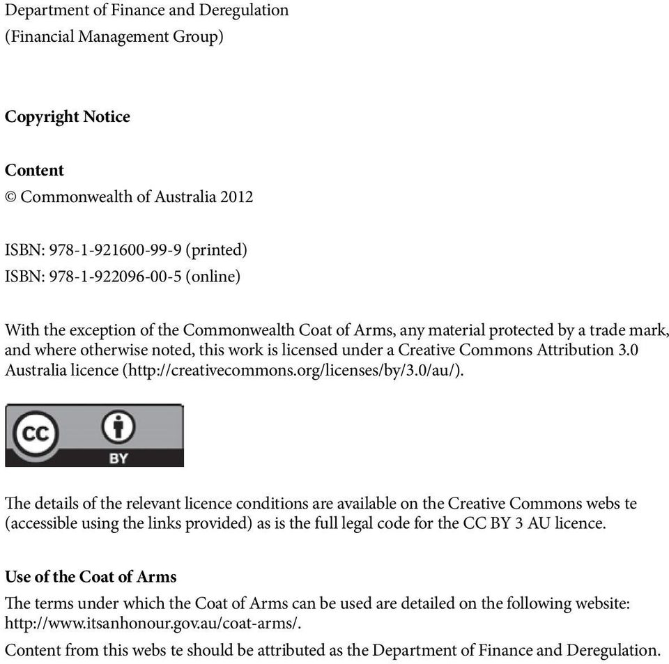 0 Australia licence (http://creativecommons.org/licenses/by/3.0/au/).