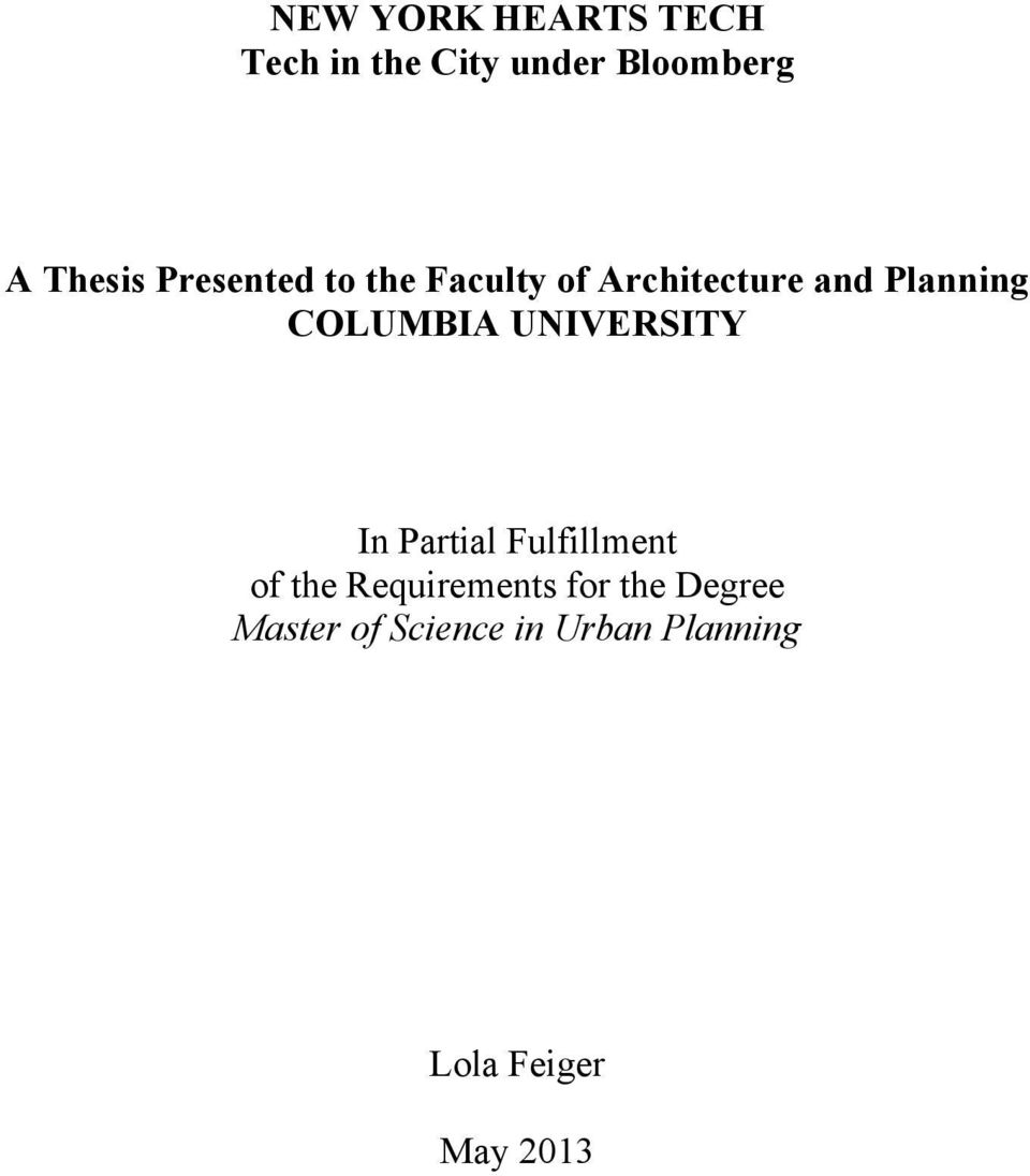 university of york thesis