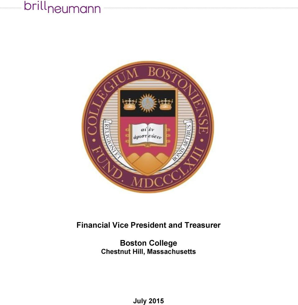 Treasurer Boston