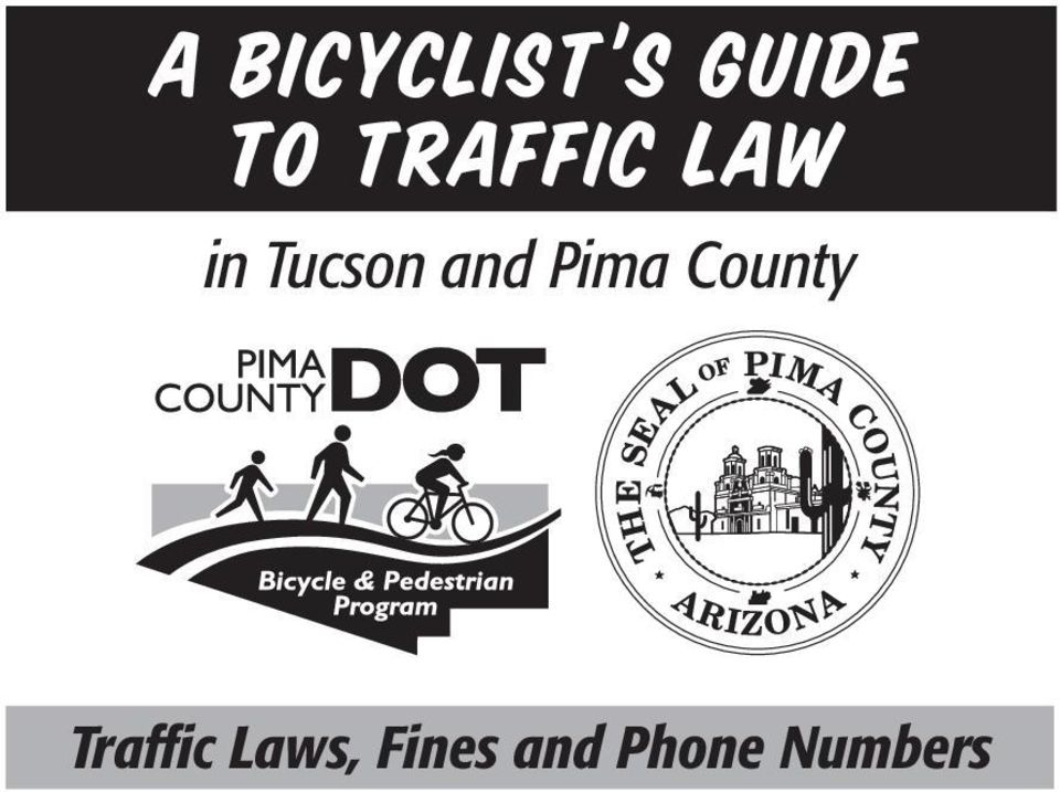 and Pima County Traffic