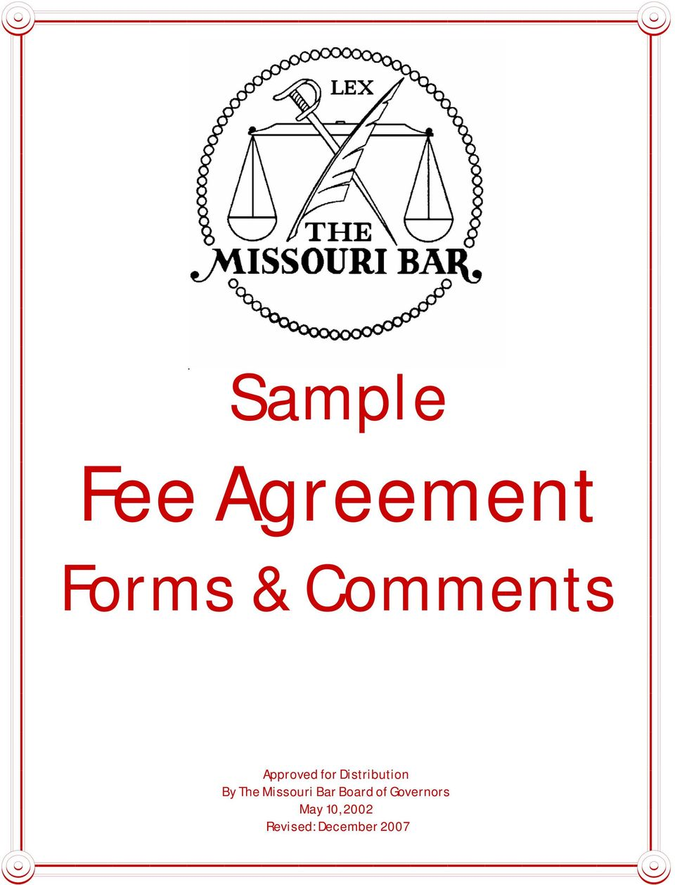 By The Missouri Bar Board of