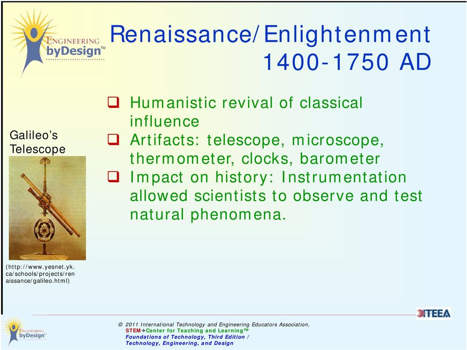 barometer Impact on history: Instrumentation allowed scientists to observe and