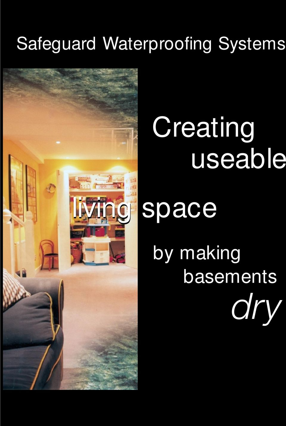 living space Creating