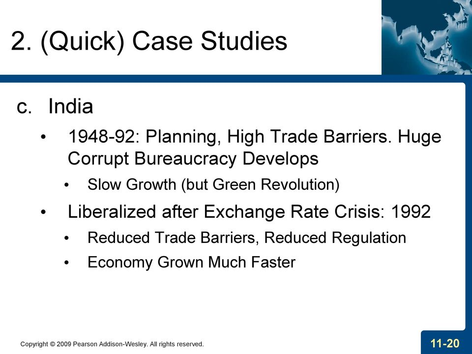 after Exchange Rate Crisis: 1992 Reduced Trade Barriers, Reduced Regulation