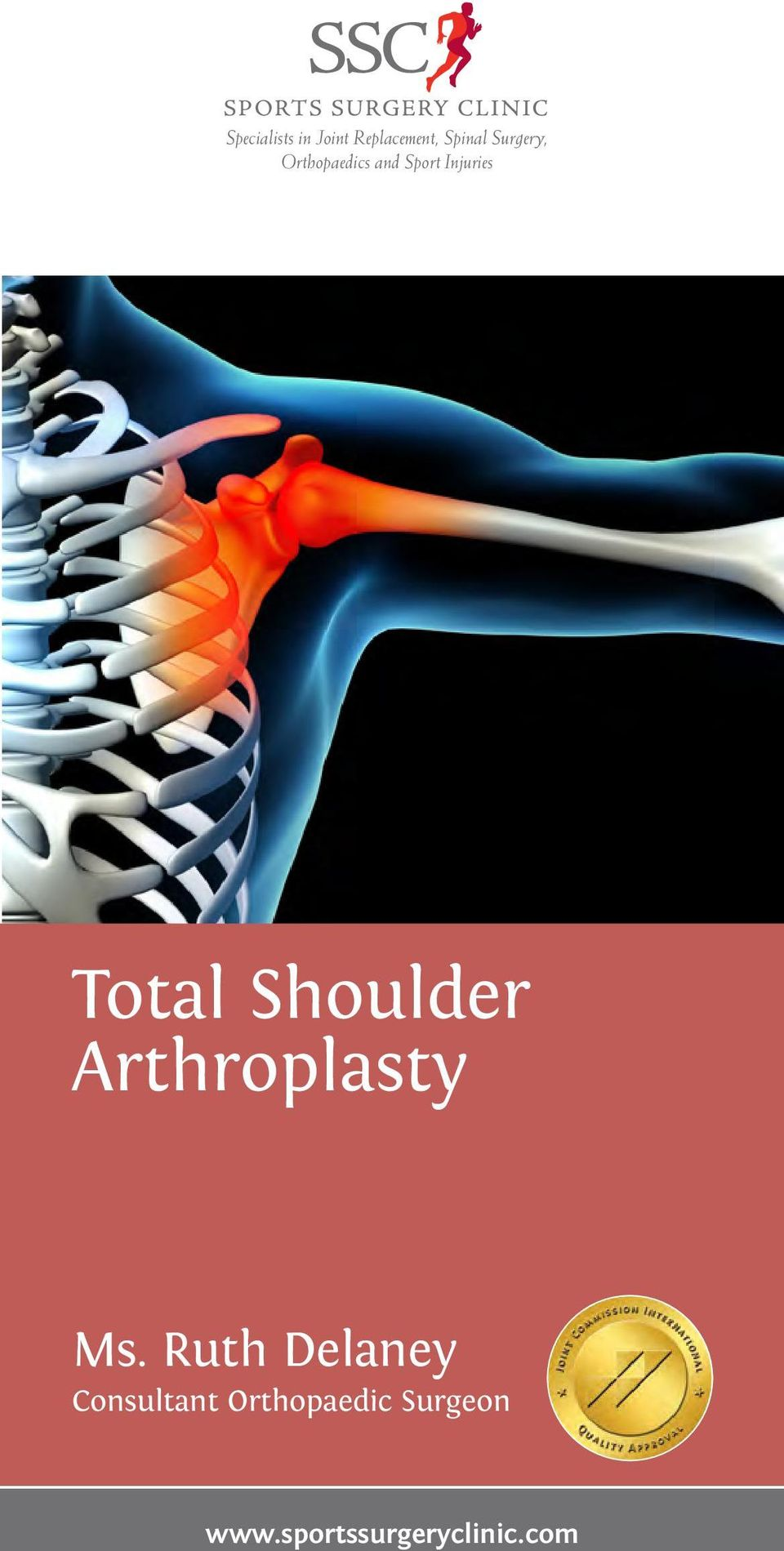 Shoulder Arthroplasty Ms.