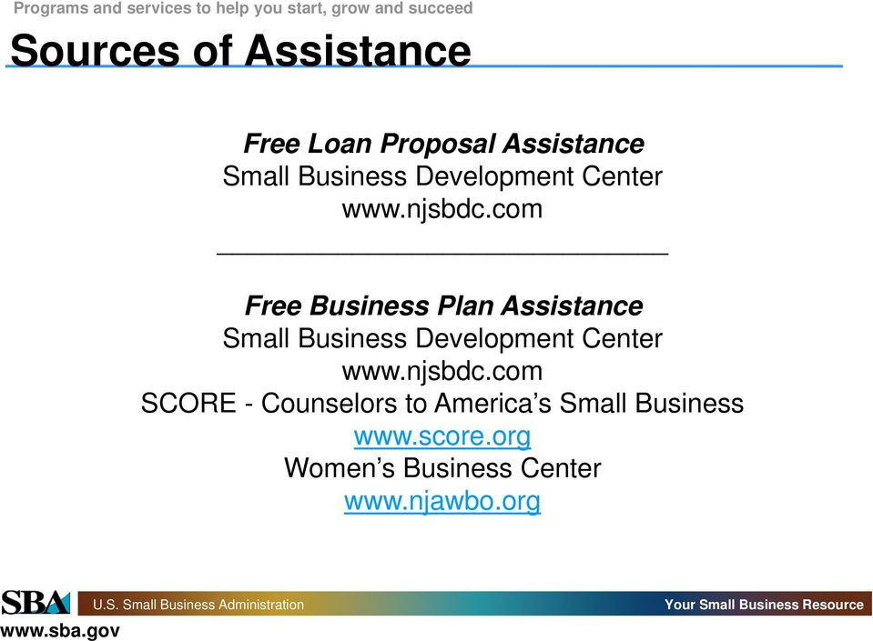 com Free Business Plan Assistance Small Business com SCORE -