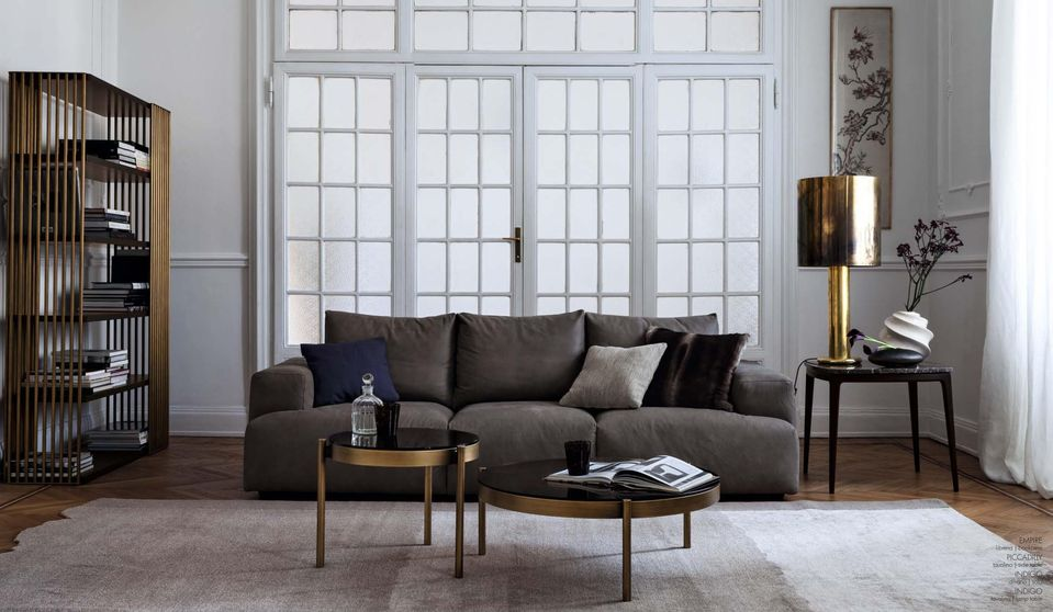 table INDIGO divano sofa