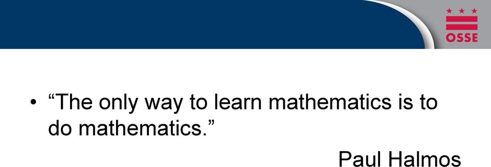 mathematics is
