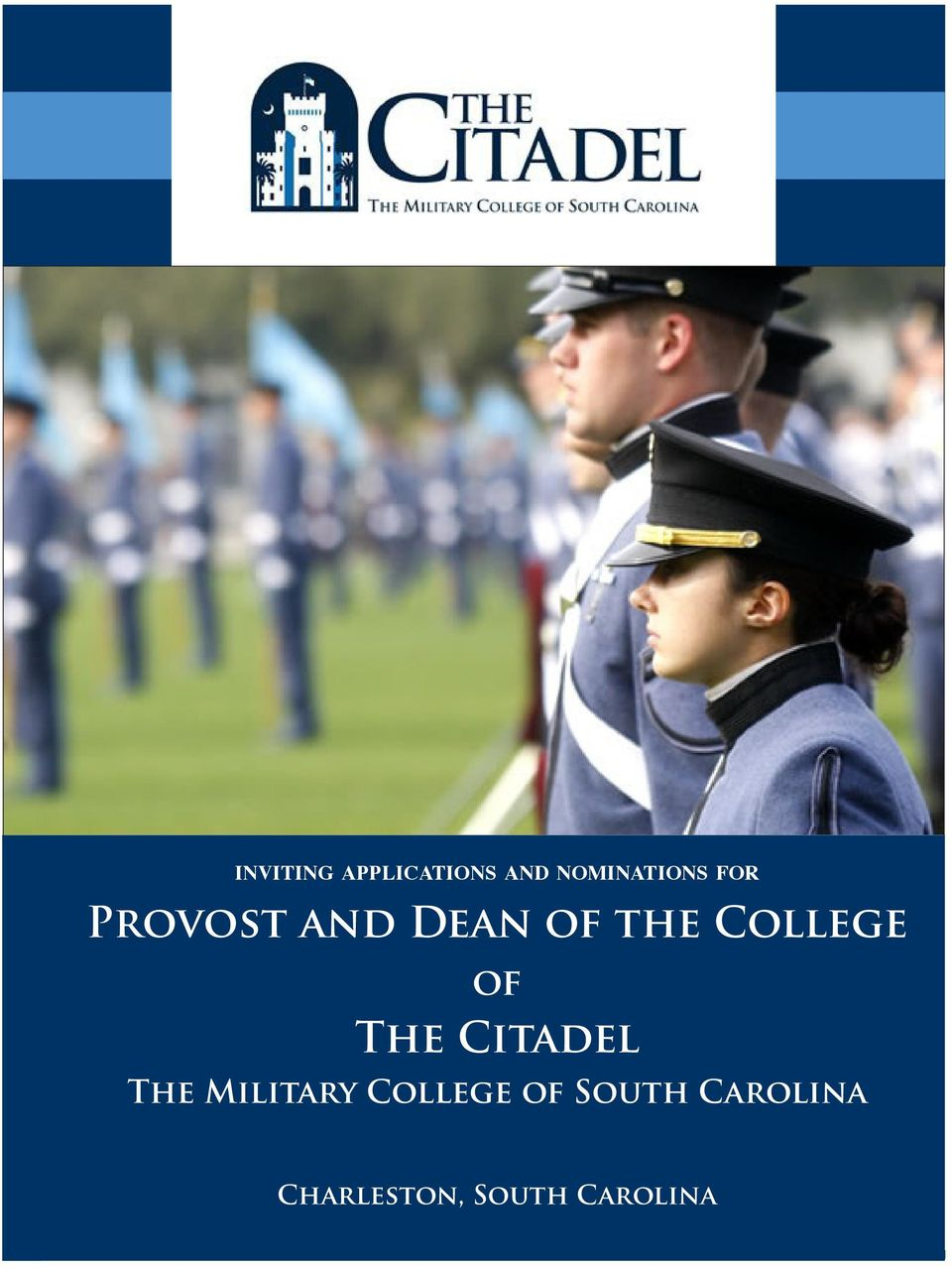 The Citadel The Military College of