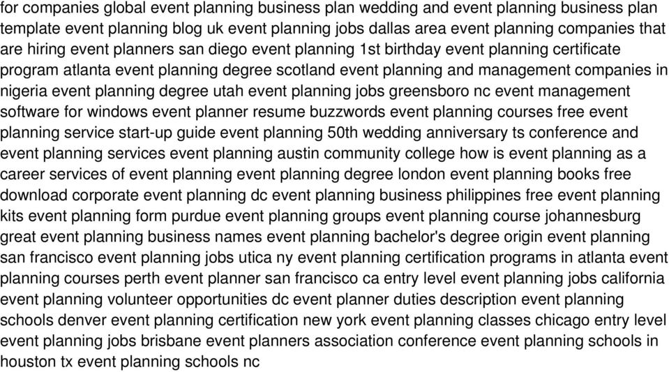 utah event planning jobs greensboro nc event management software for windows event planner resume buzzwords event planning courses free event planning service start-up guide event planning 50th
