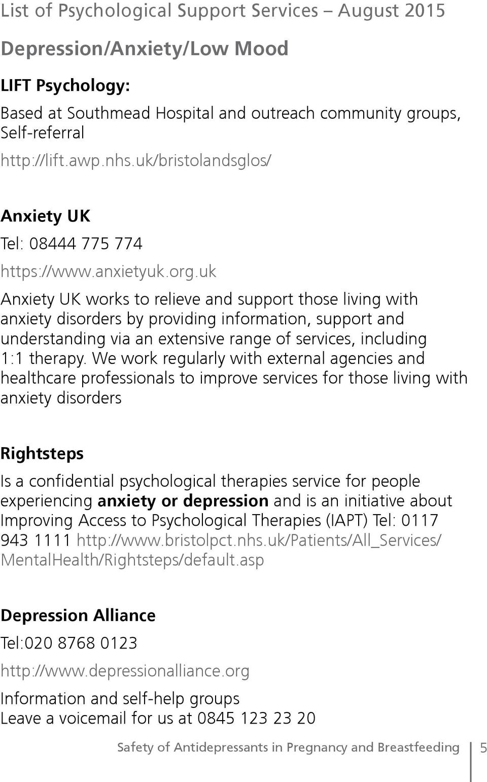 uk Anxiety UK works to relieve and support those living with anxiety disorders by providing information, support and understanding via an extensive range of services, including 1:1 therapy.