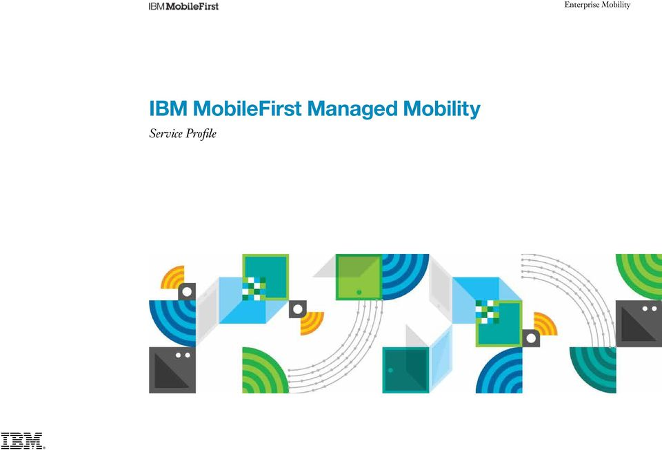 MobileFirst