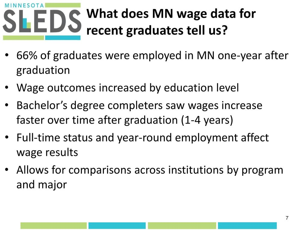 education level Bachelor s degree completers saw wages increase faster over time after