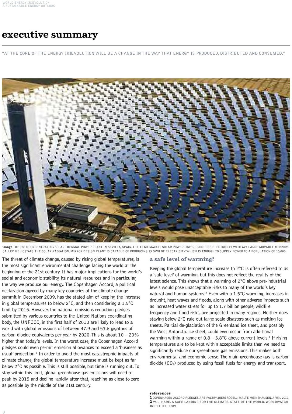 THE SOLAR RADIATION, MIRROR DESIGN PLANT IS CAPABLE OF PRODUCING GWH OF ELECTRICITY WHICH IS ENOUGH TO SUPPLY POWER TO A POPULATION OF,.