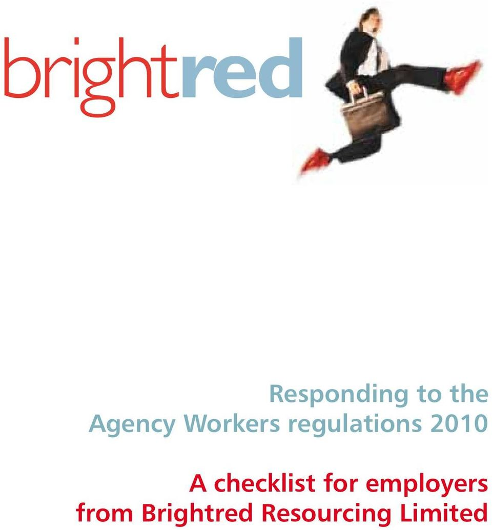 checklist for employers