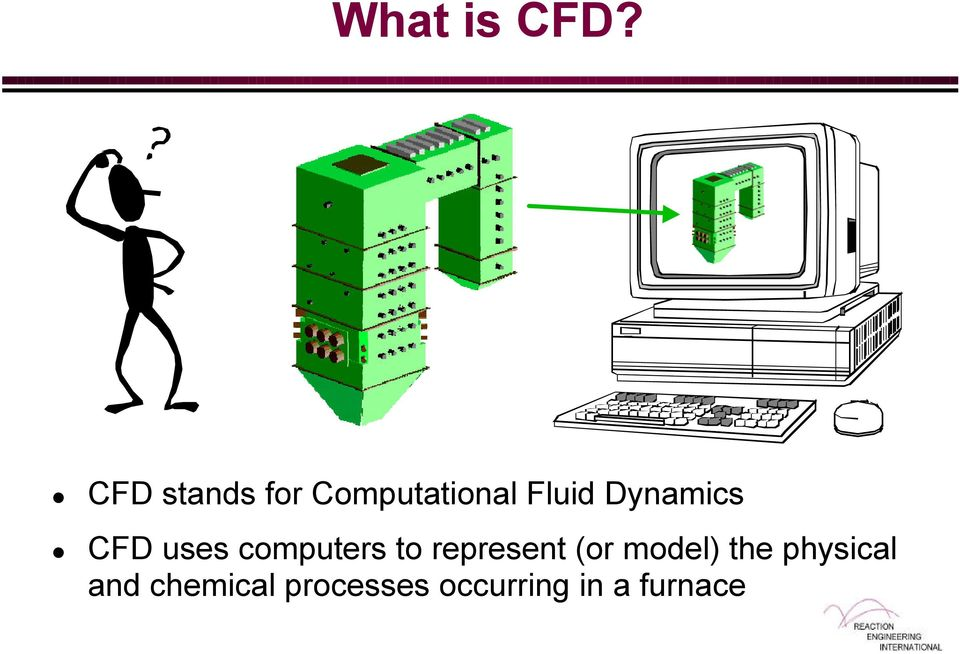 Dynamics CFD uses computers to