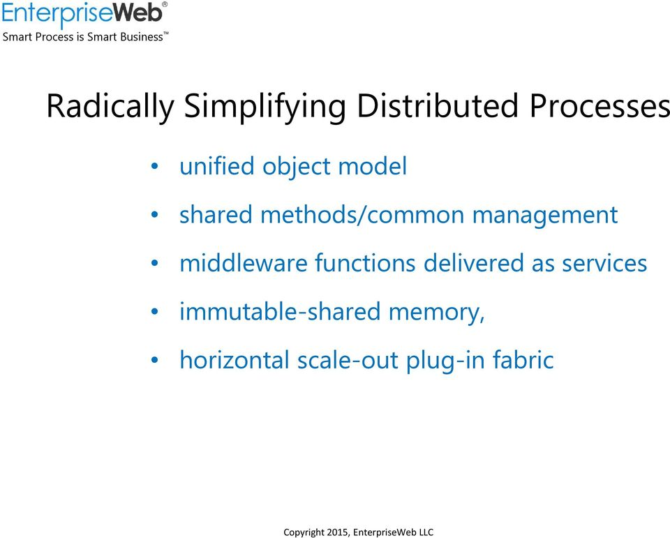 management middleware functions delivered as
