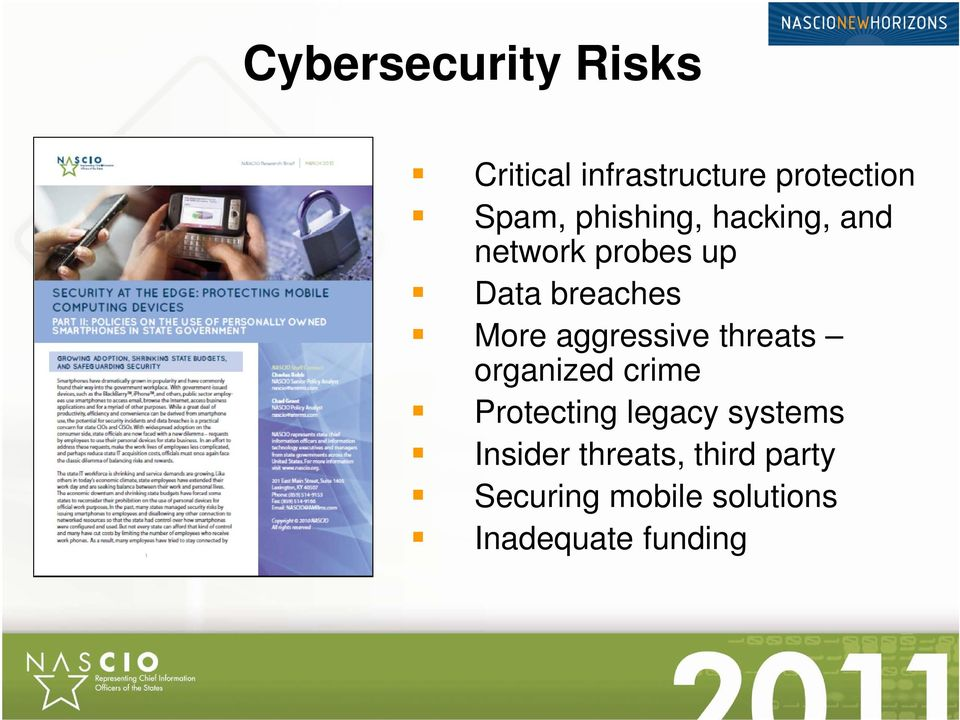 aggressive threats organized crime Protecting legacy systems