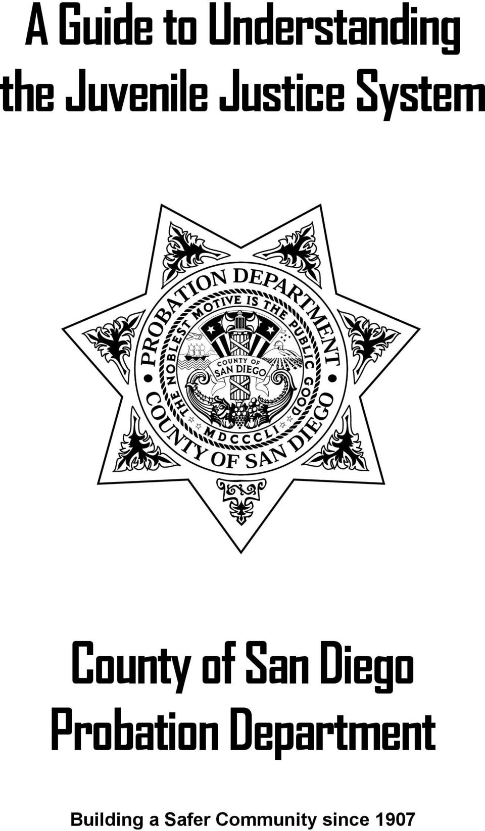 of San Diego Probation