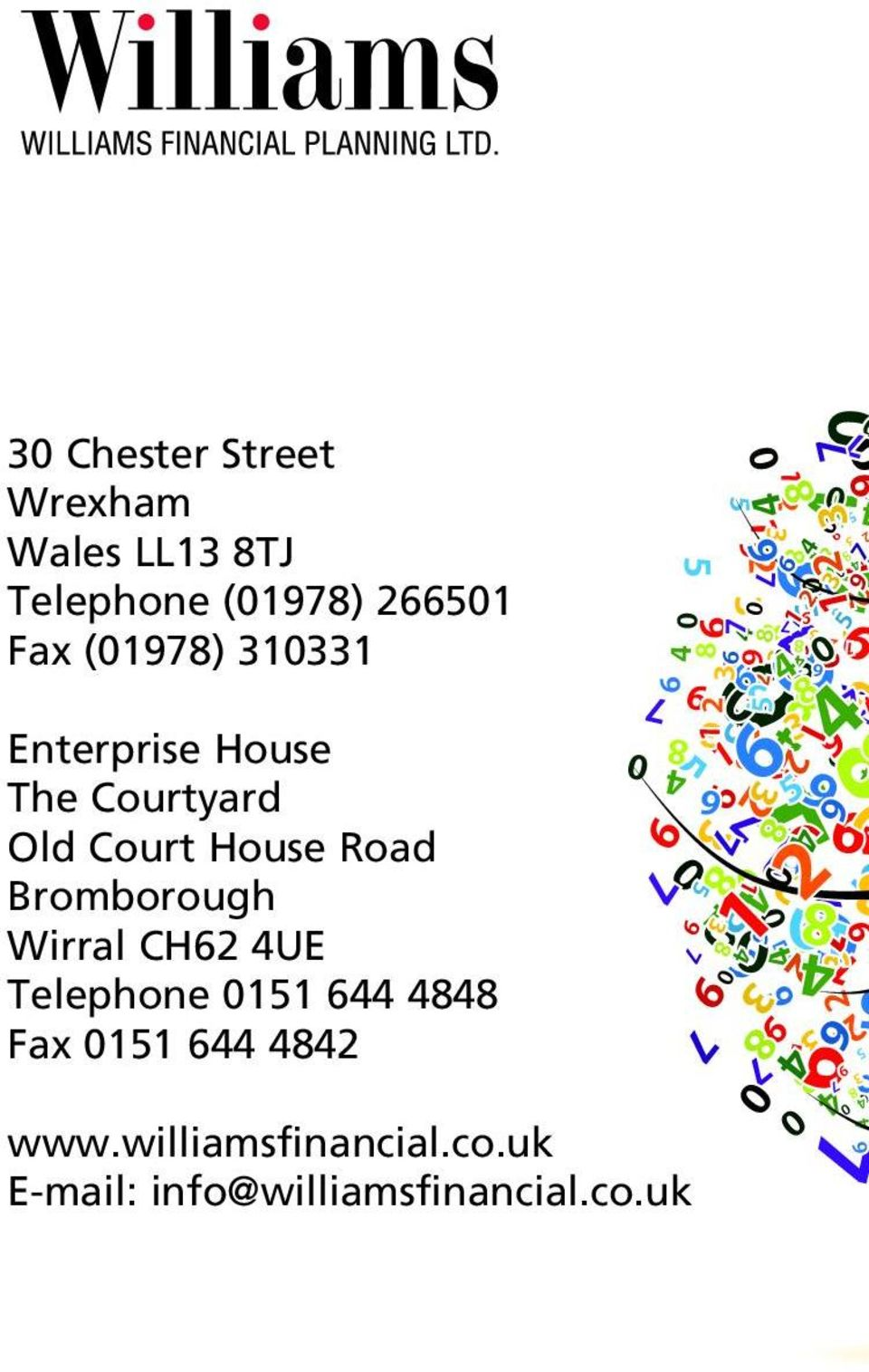 Road Bromborough Wirral CH62 4UE Telephone 0151 644 4848 Fax 0151