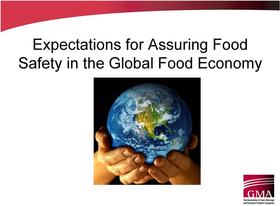 Food Safety in