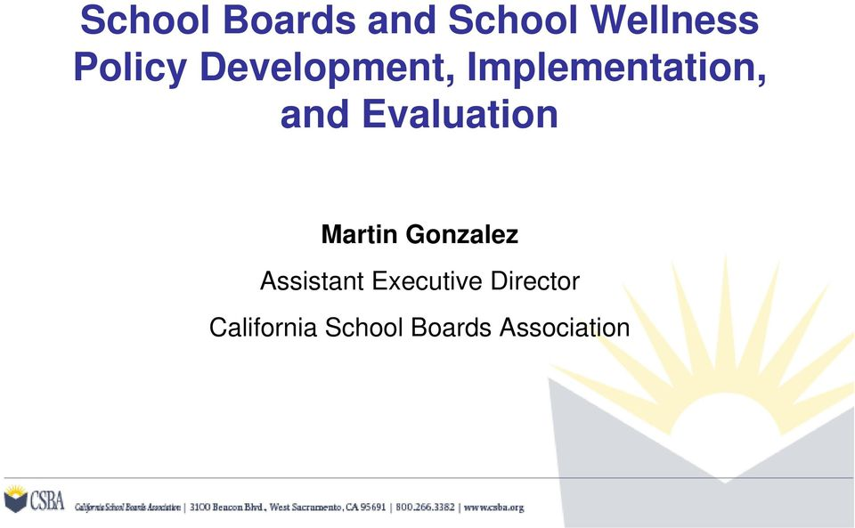 Evaluation Martin Gonzalez Assistant