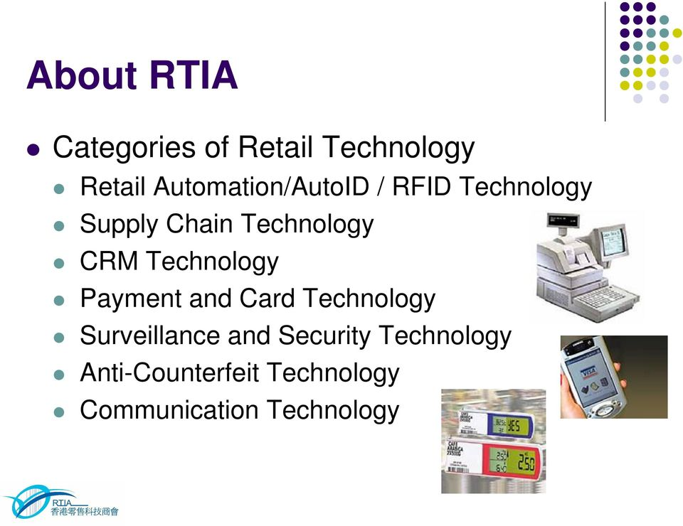 CRM Technology Payment and Card Technology Surveillance and