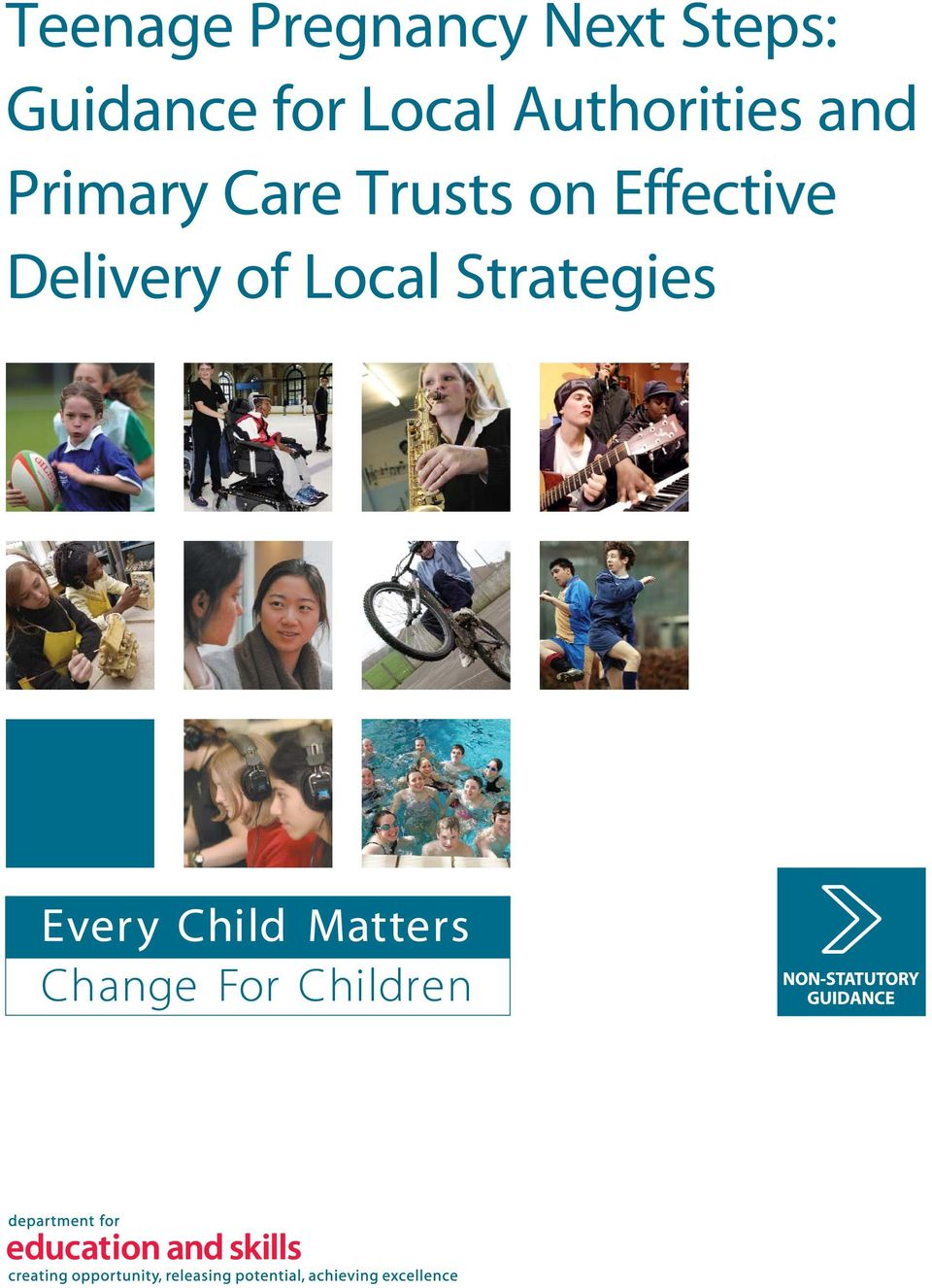 and Primary Care Trusts on