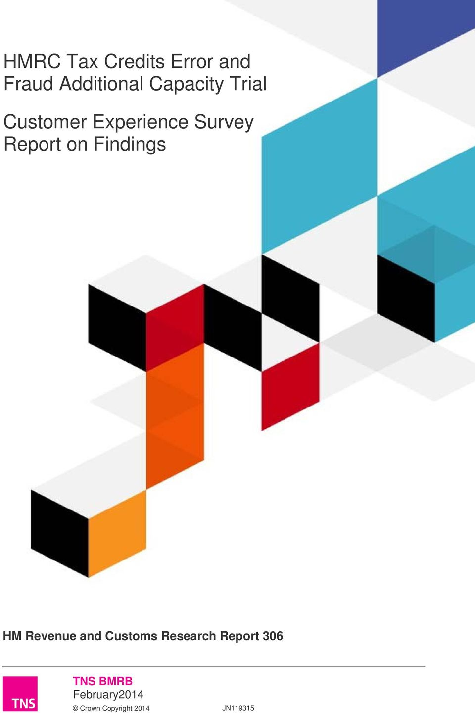 on Findings HM Revenue and Customs Research