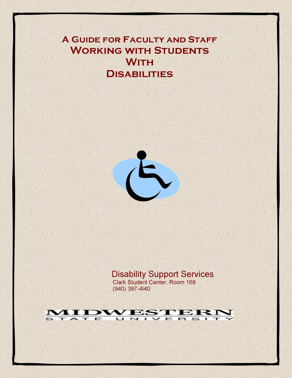 Disabilities Disability Support