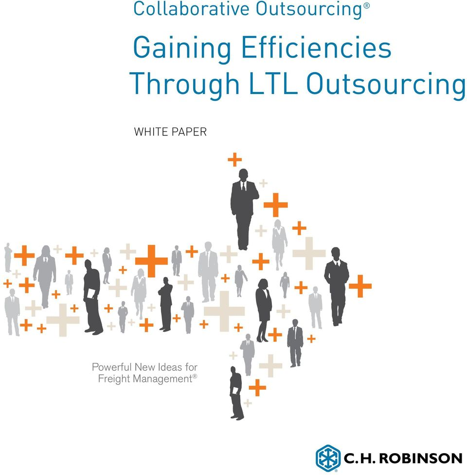 LTL Outsourcing White Paper
