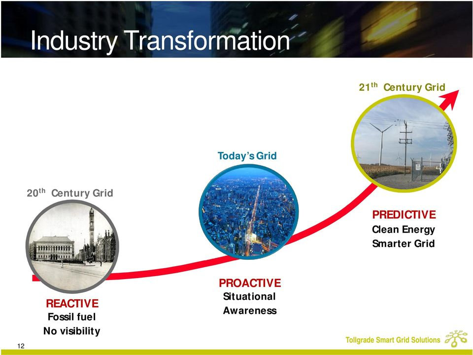 PREDICTIVE Clean Energy Smarter Grid 12