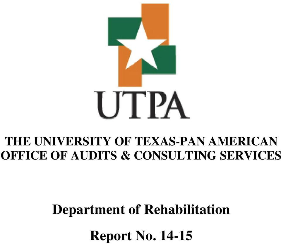 OFFICE OF AUDITS &