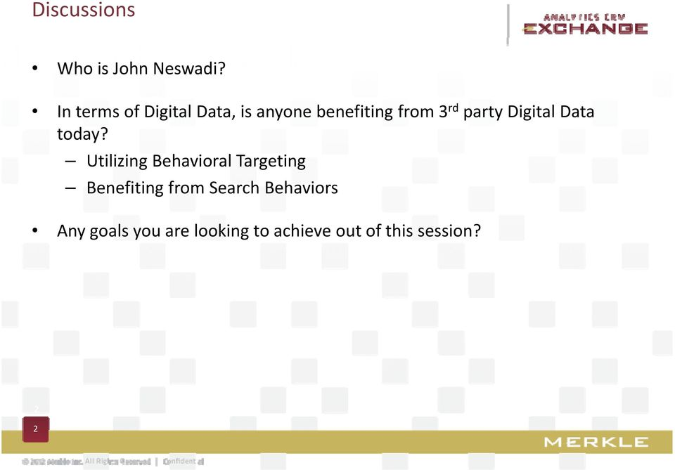 party Digital Data today?