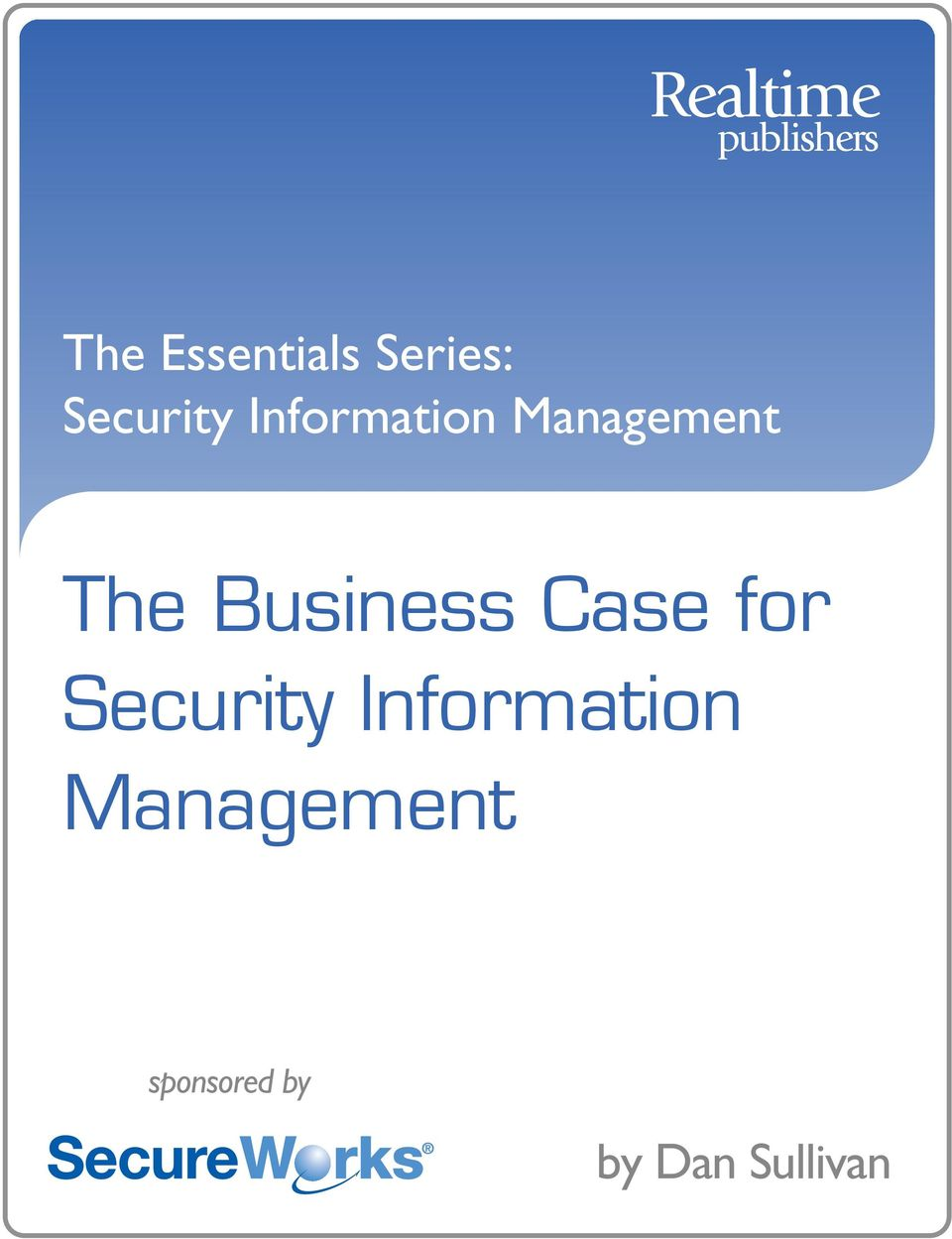 Business Case for Security