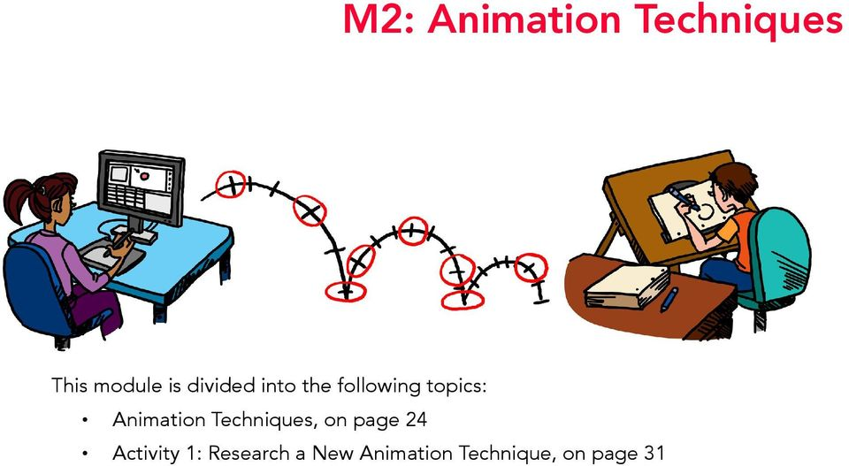 Animation Techniques, on page 24 Activity