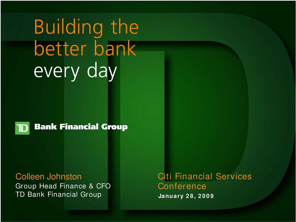 Financial Group Citi