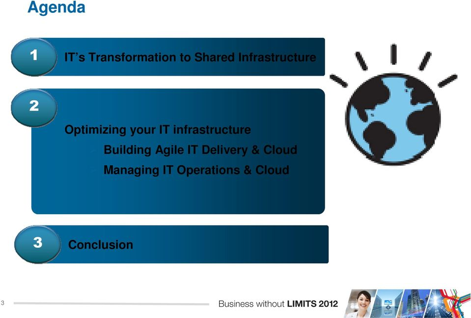 infrastructure Building Agile IT Delivery &