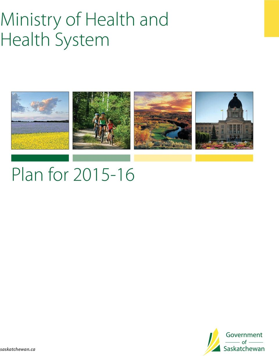 System Plan for