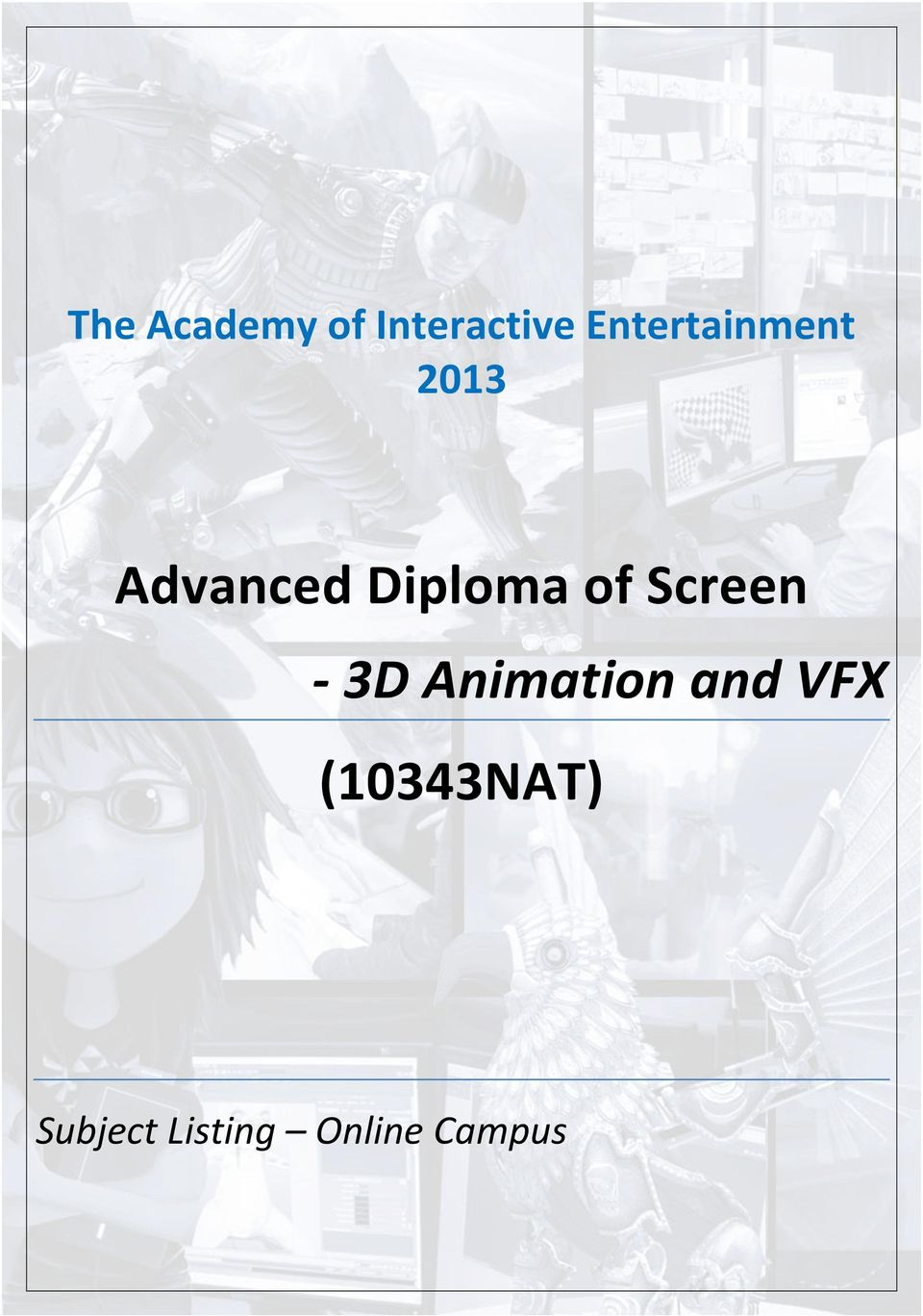 of Screen - 3D Animation and VFX