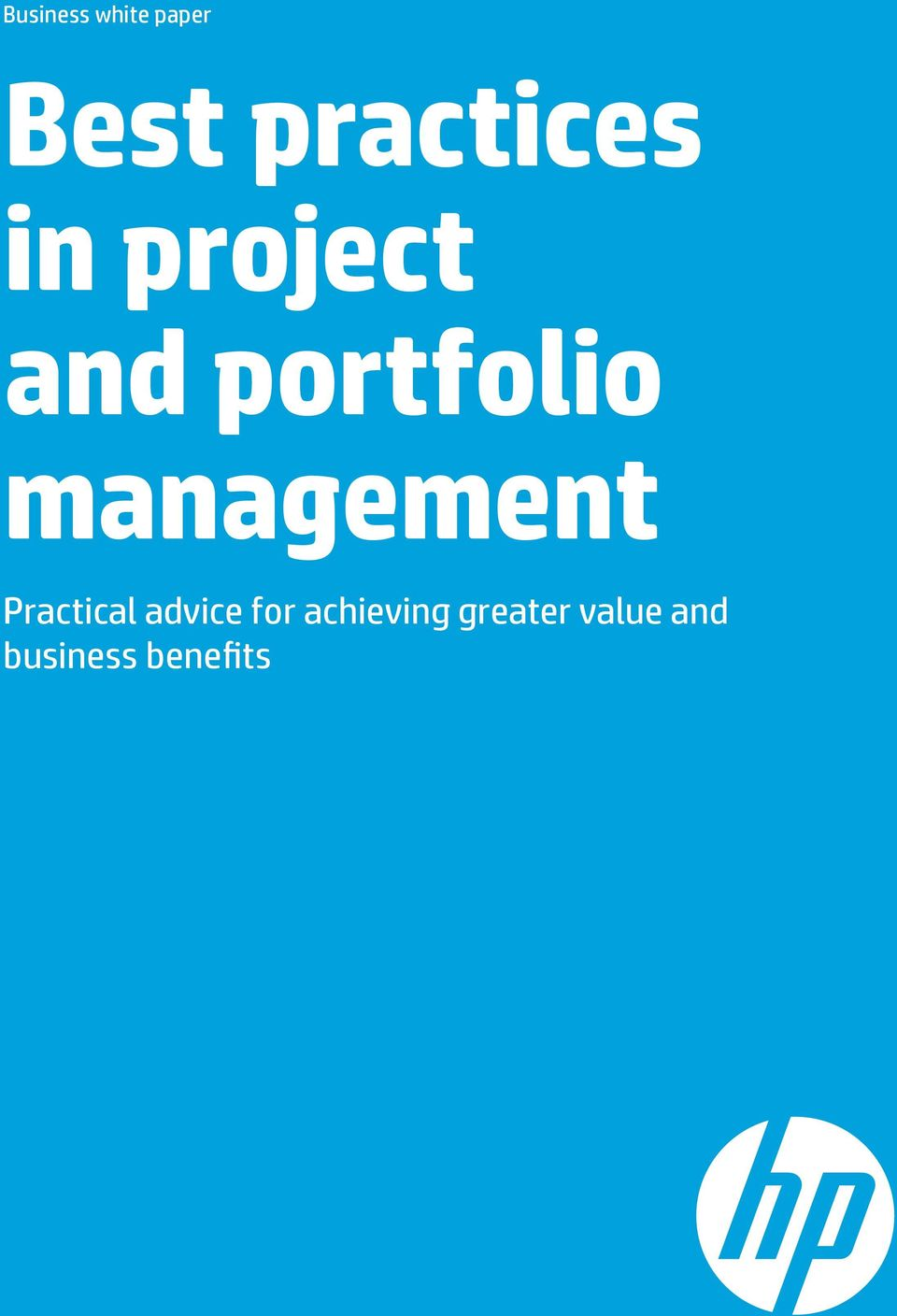 management Practical advice for