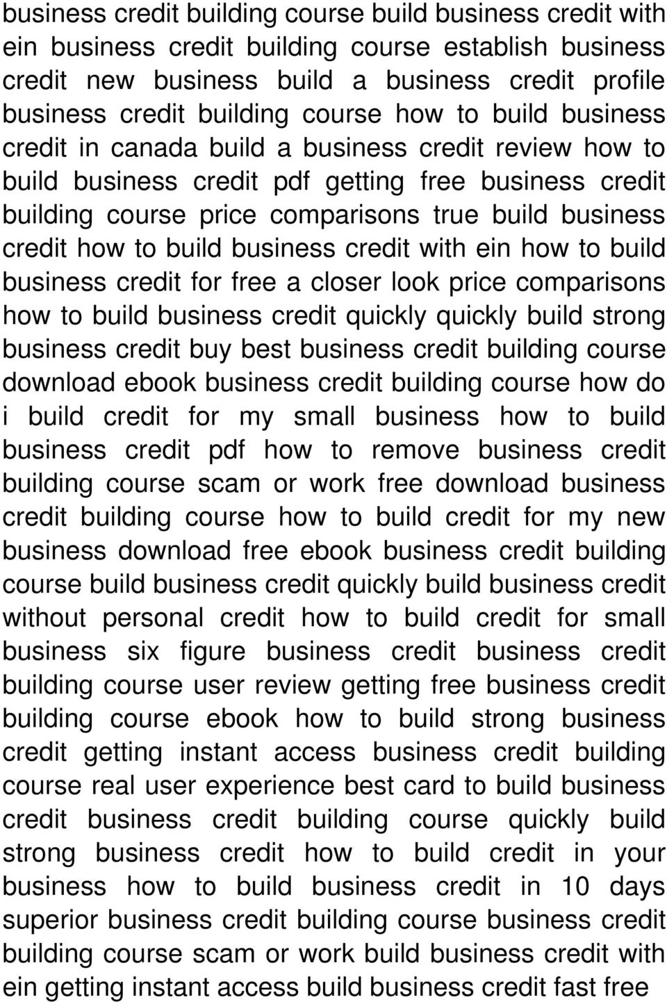 build business credit with ein how to build business credit for free a closer look price comparisons how to build business credit quickly quickly build strong business credit buy best business credit