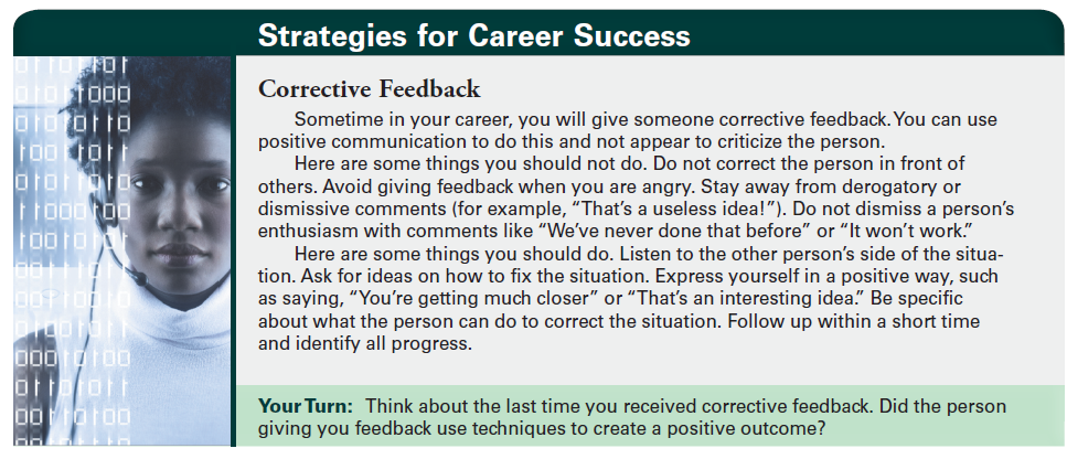Each Keyboarding Connection and Strategies for Career Success item begins with information related to the hot topic and ends with a thought-provoking question in Your Turn.