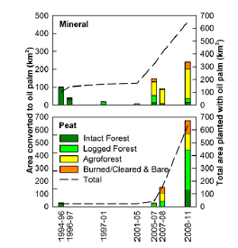 Diverse land use trajectories Smallholders main trend is the conversion of agroforestry systems to monoculture plantations linked to processes of intensification and/or expansion on forested lands