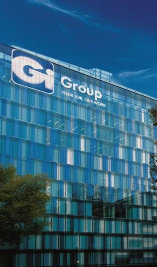 About Gi Gi Group Gi Group is one of the world s leading companies providing services for development of the labour market.
