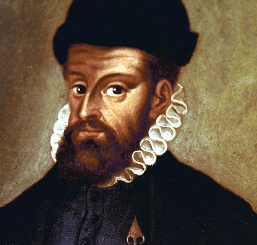 Francisco Pizarro In the 1520s,