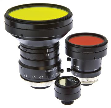 Mounts for Any System Standard Threaded Mounts - Designed for lenses with filter threads - A