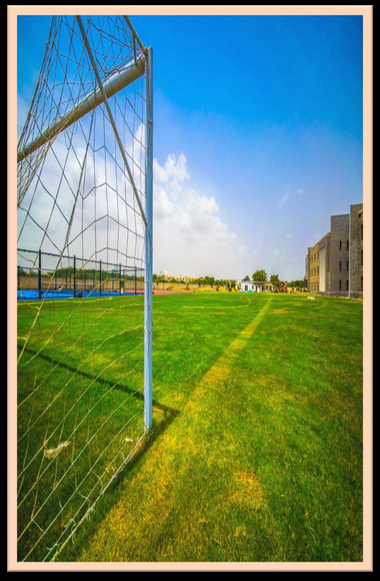 Cricket Ground G r o u n d s Football Ground Description Amount For Description Amount For Per Match Rs: 3,500 (Working Days) Rs: 5,000 (Weekends) Schools, Colleges & Universities Per Match Rs: 2,500