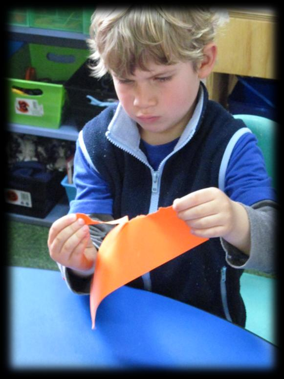 Fine motor skills are the foundations for children